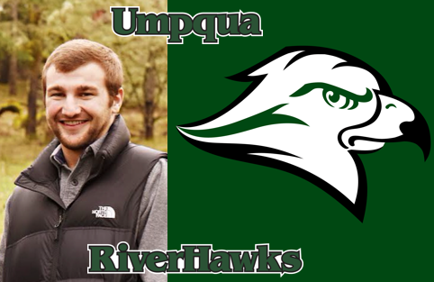 RiverHawk Men's Wrestling Signs Roseburg Wrestler