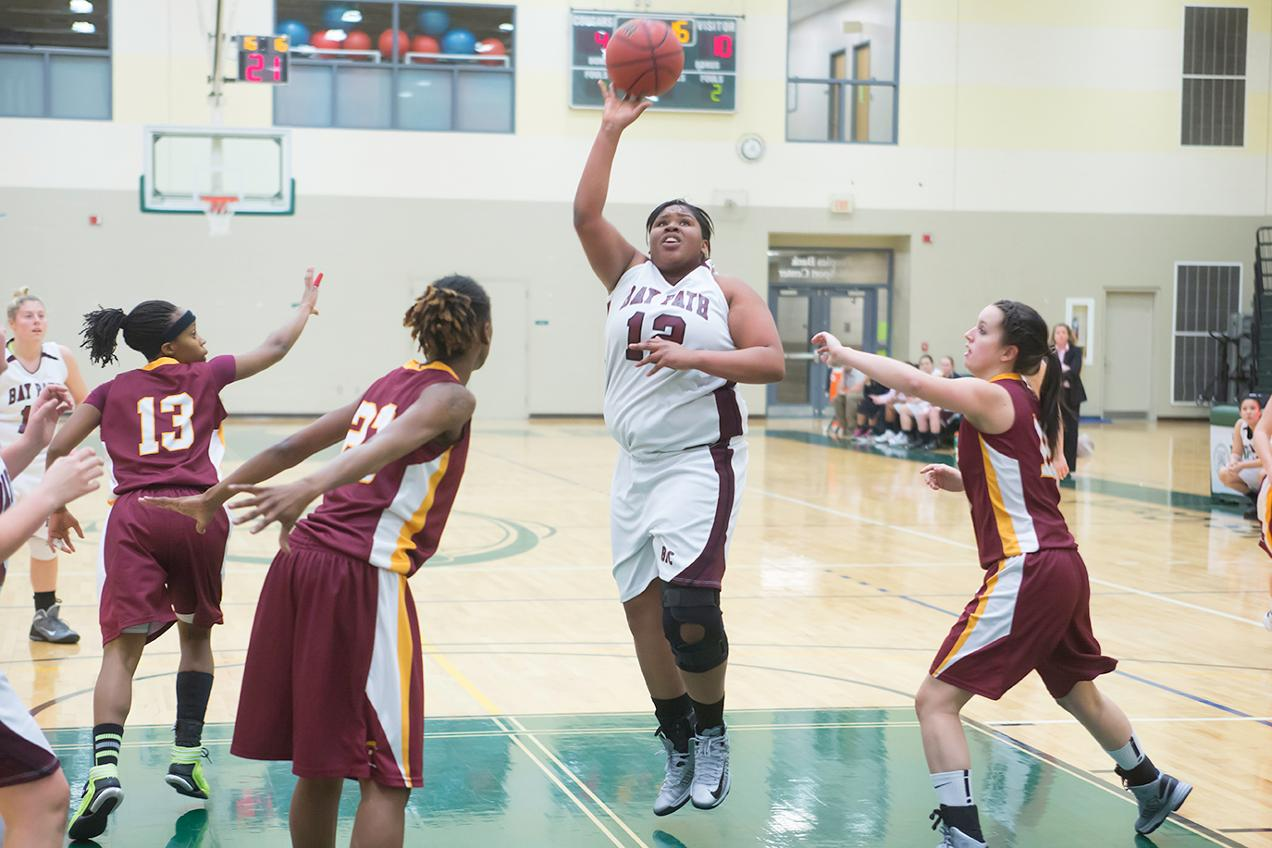 Bay Path loses to Yeshiva University in Consolation Game