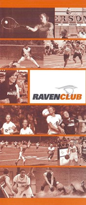 Raven Club Cover
