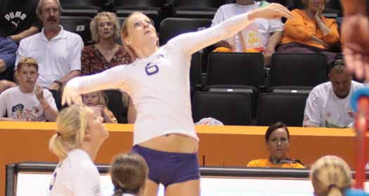 Tech drops first two matches at Lady Vol Classic