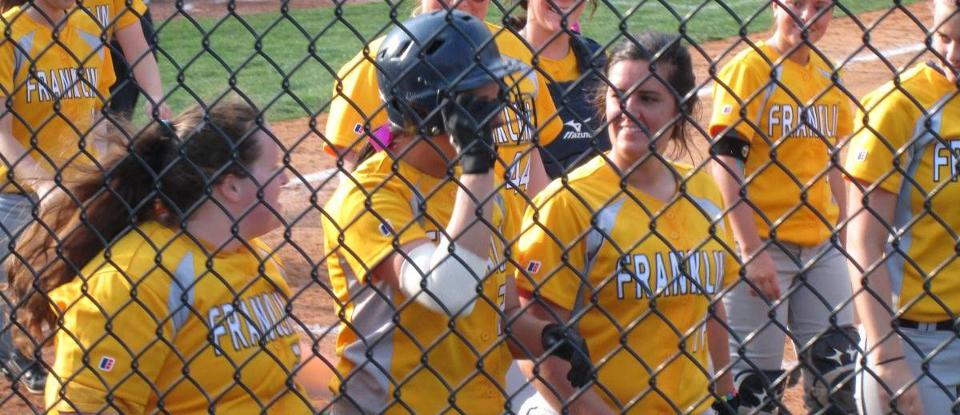 Softball Splits Road Doubleheader to Manchester