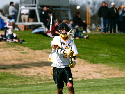 Men's Lacrosse Rises Above Warriors in Crucial SCAC Match