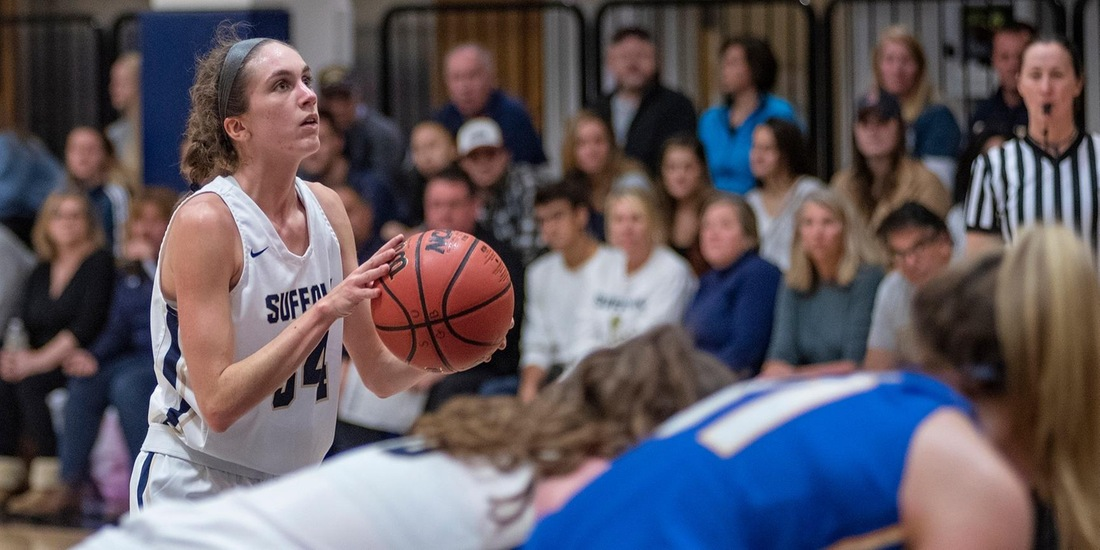 GNAC Quarterfinals Pits Women's Basketball Against Anna Maria