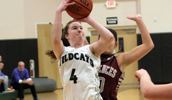 Unlikeliest of Finishes Give USciences 57-56 CACC Victory over Wilmington Women's Basketball