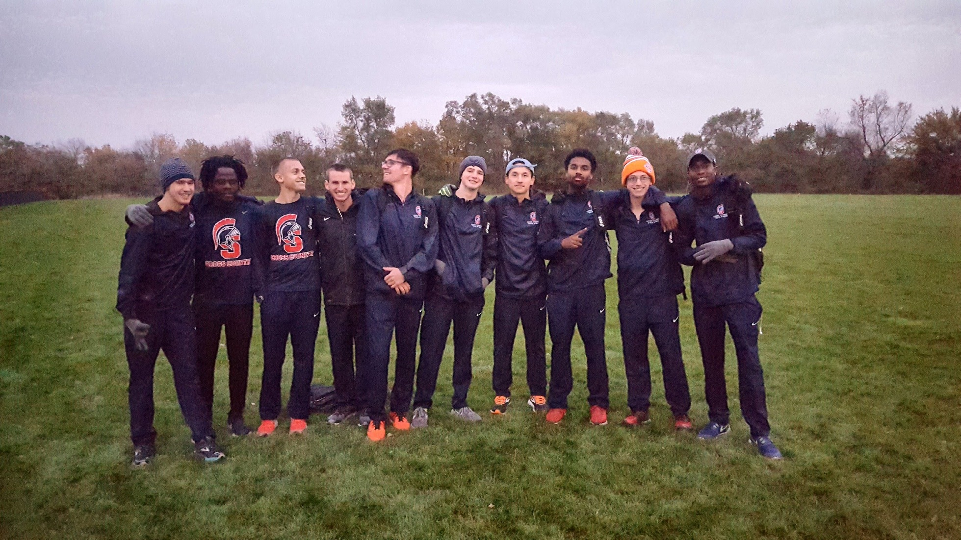 Cross country finishes fifth at conference championships