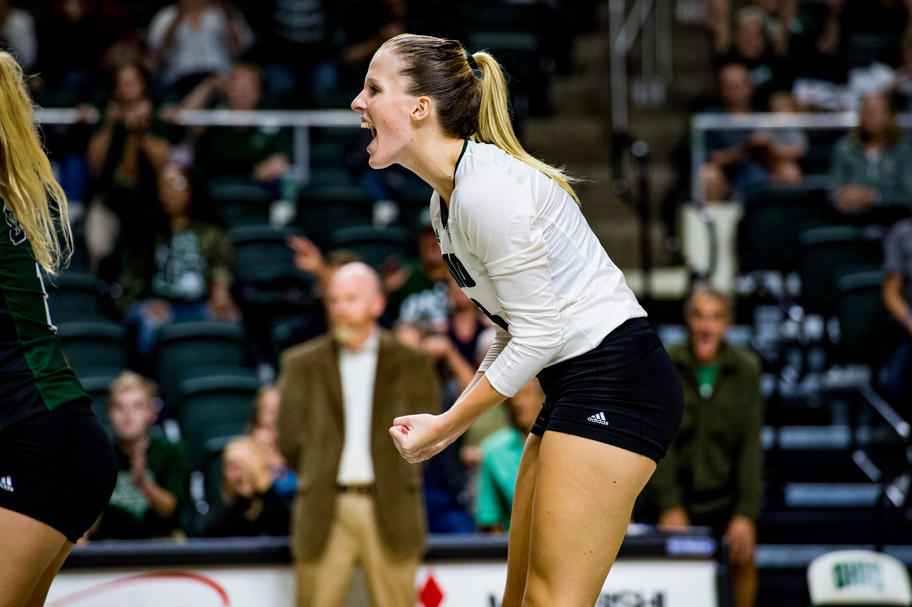Ohio Volleyball Returns To Action With Annual Green & White Scrimmage