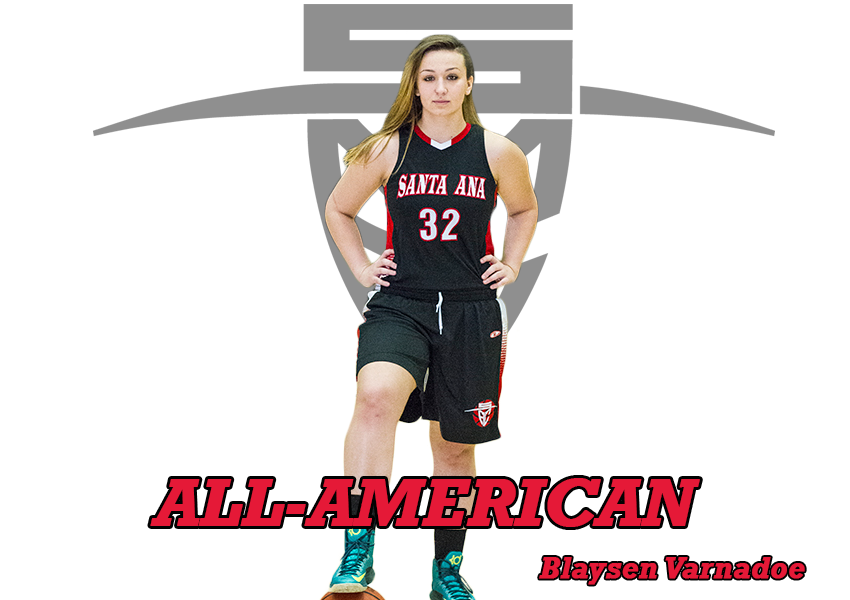 Varnadoe Tabbed as a 2017 WBCA All-American