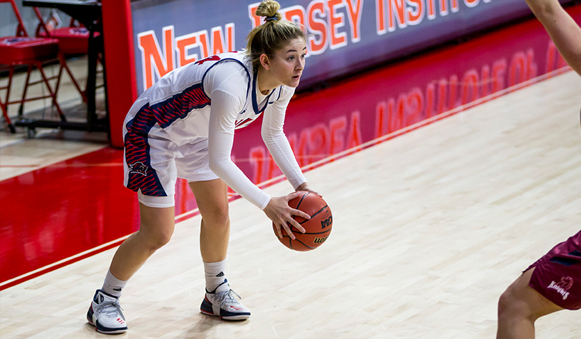 Guarino Scores Career-Best 26 Points in NJIT's 79-71 Win Over Western Carolina