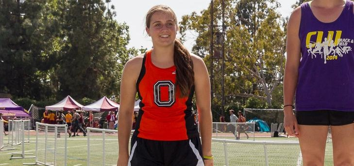 Degnan Throws Best Javelin in the Nation