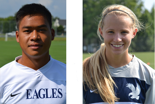 UMW's Sangbouasy, Reynolds Named CAC Players of the Week