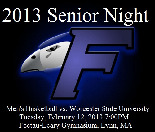 Senior Day Moved to Tuesday February 12th