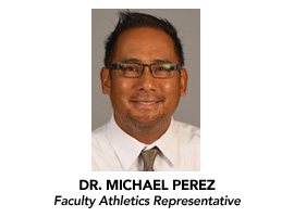 Photo of Dr. Michael Perez
