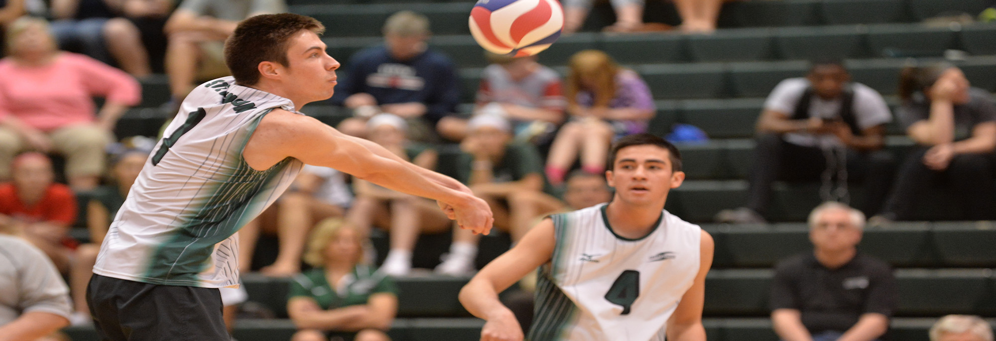 Mustangs Open Up Trip To Illinois With Pair Of Victories