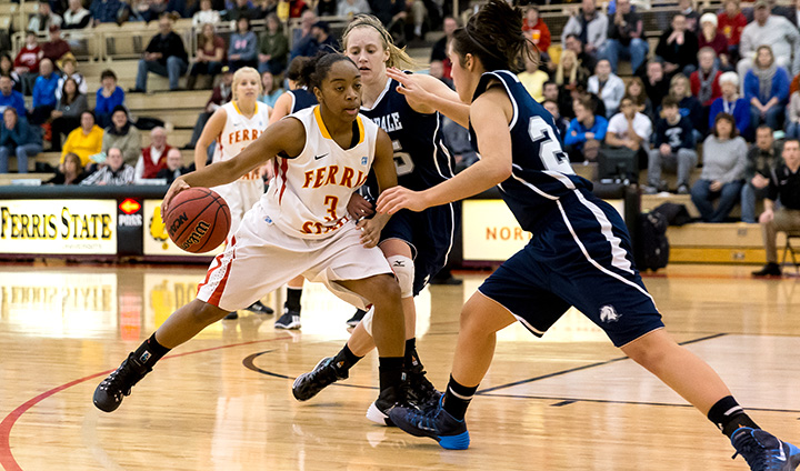 PREVIEW: Ferris State Women's Hoops Hosts Northwood & Lake Superior State This Week