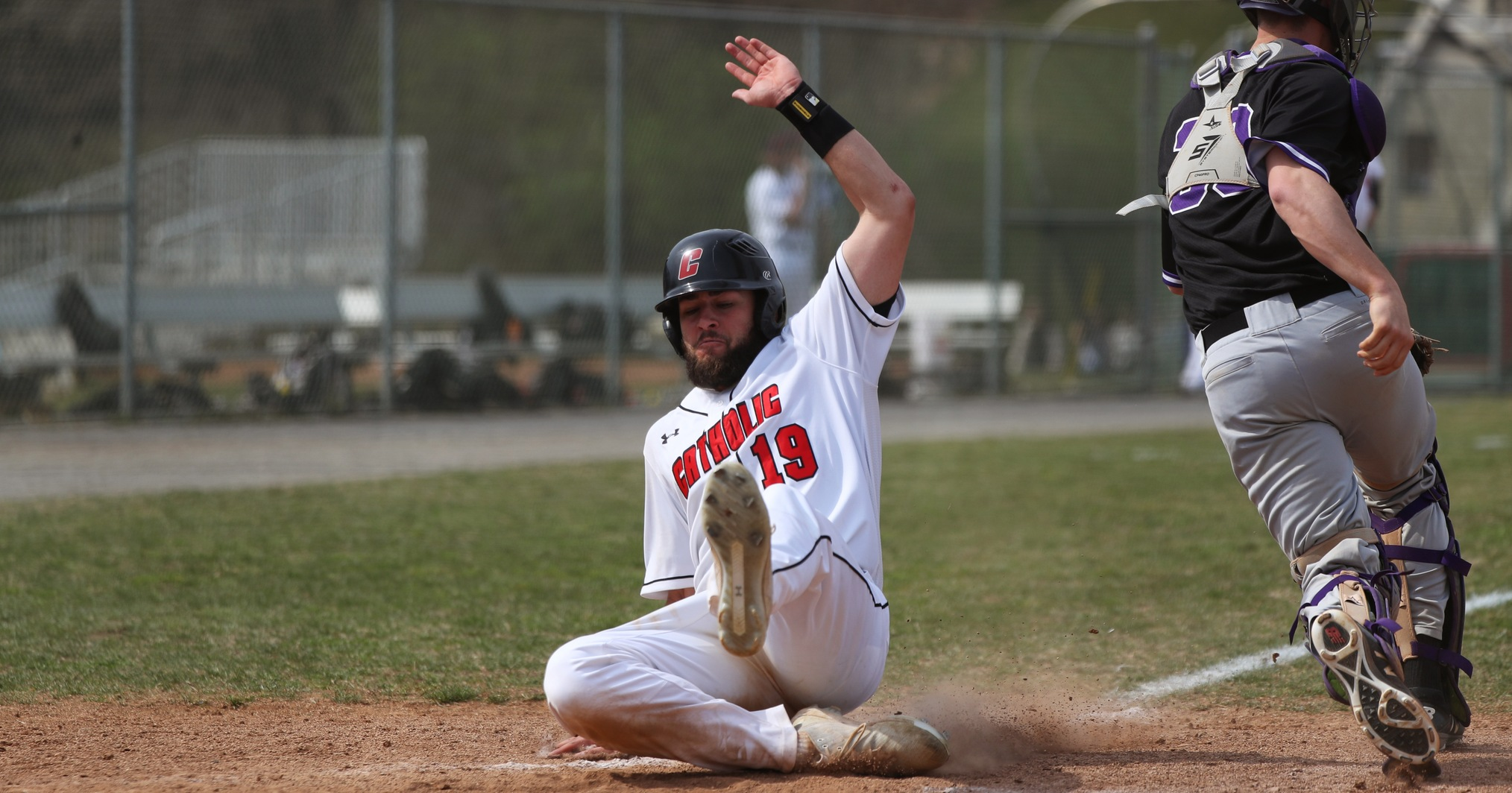 Cardinals Earn Two Landmark Wins Over Moravian