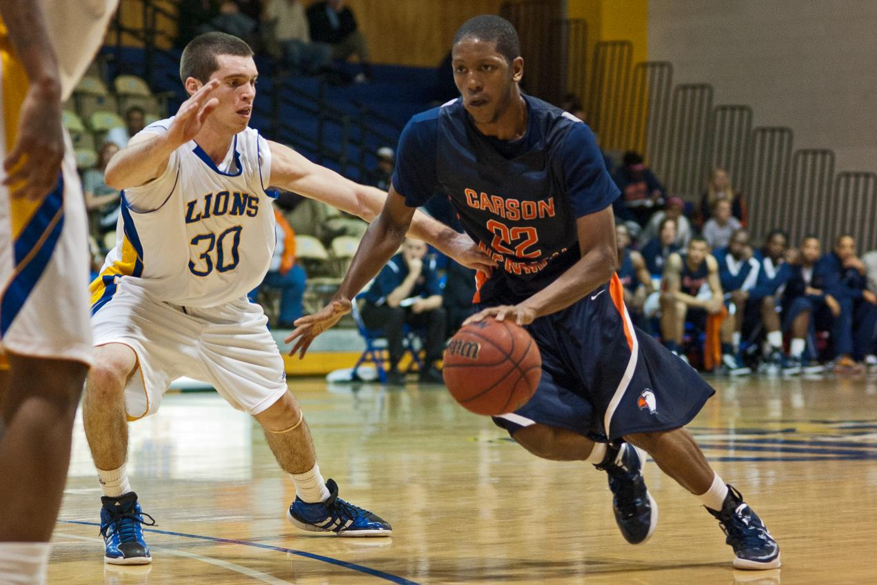 Benson's bunch clashes with Bucs in men's basketball exhibition opener