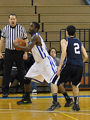 Greenfield Scores 16 in Penn College loss to PSU Hazleton