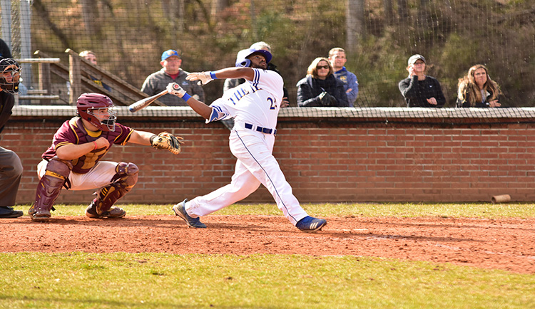 Lions swept by No. 24 Newberry
