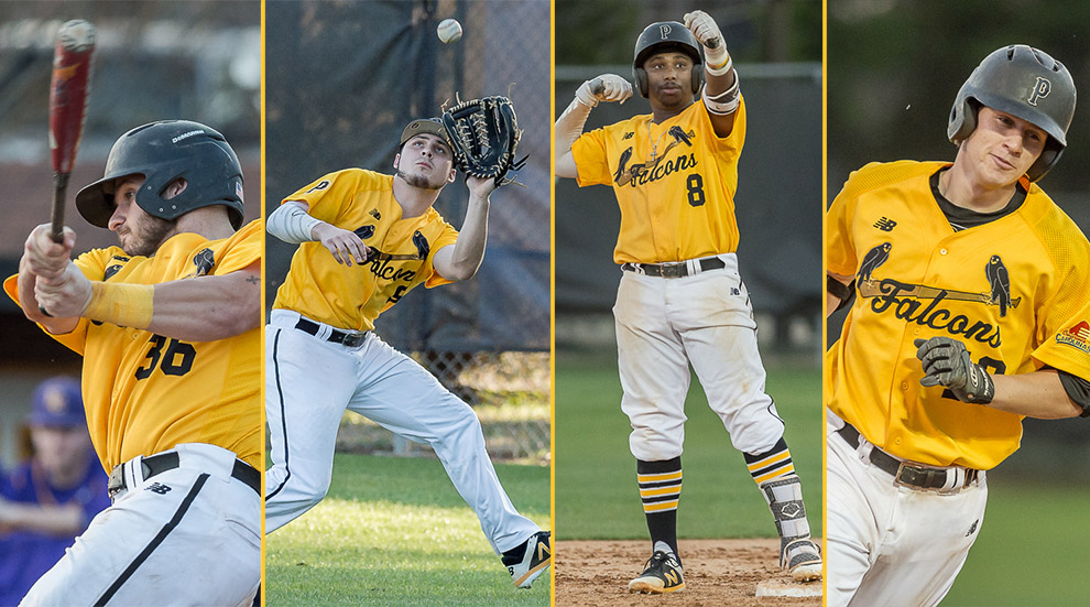 Four Selected to First Team All-ECAC; Eckard Named Second Team All-Region by D3baseball.com