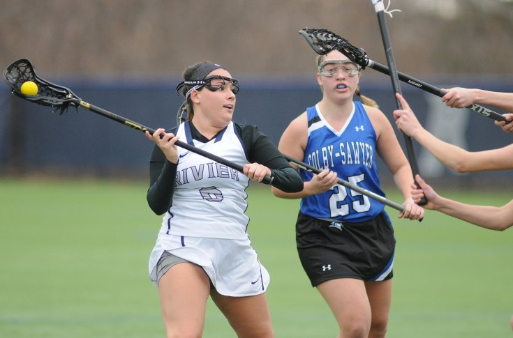 Women's Lacrosse: Raiders downed by Sharks, 23-12.
