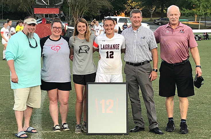 Women's Soccer: Panthers celebrate Senior Night with 3-1 win over Oxford College of Emory