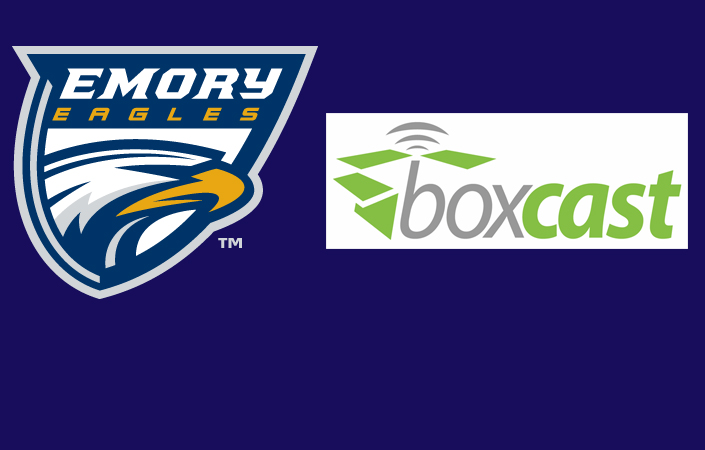 Emory Athletics Teams up with BoxCast in Video Streaming Efforts