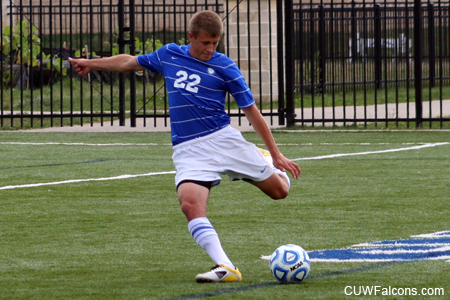 Men's Soccer Scores 3-1 Win Over Concordia Chicago