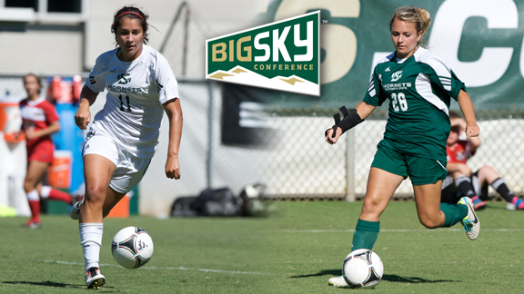ANDERSON, LUM AMONG WOMEN'S SOCCER'S EIGHT ALL-BIG SKY SELECTIONS