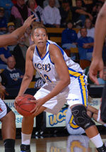 Jenna Green Will Redshirt Rest of 2007-08 Season