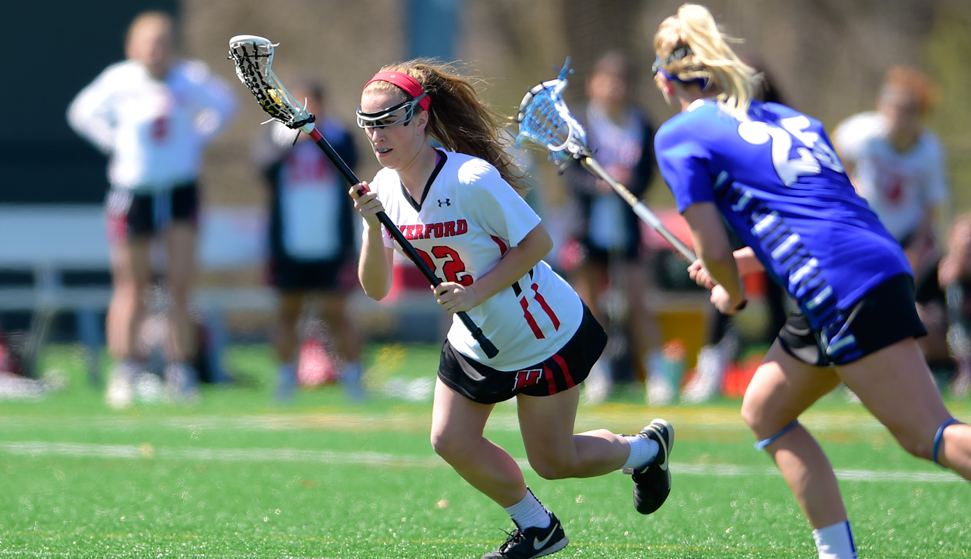 #21 Women's Lacrosse Triumphs over Arcadia