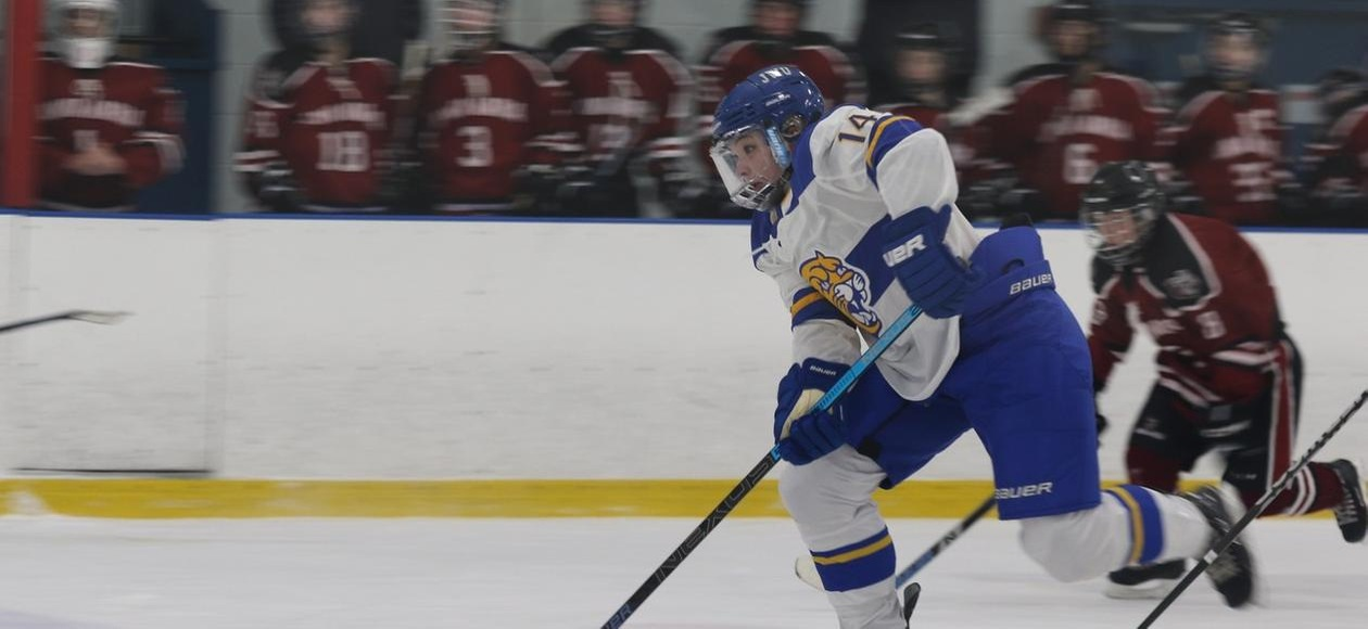 Wildcats Skate to 5-5 Draw at Plymouth State