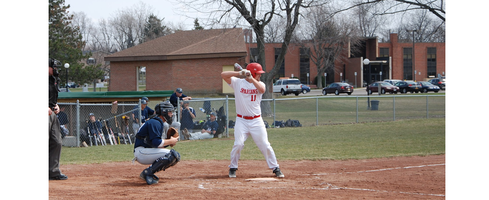 Baseball Falls to La Roche