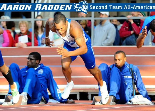 Radden Second Team All-American