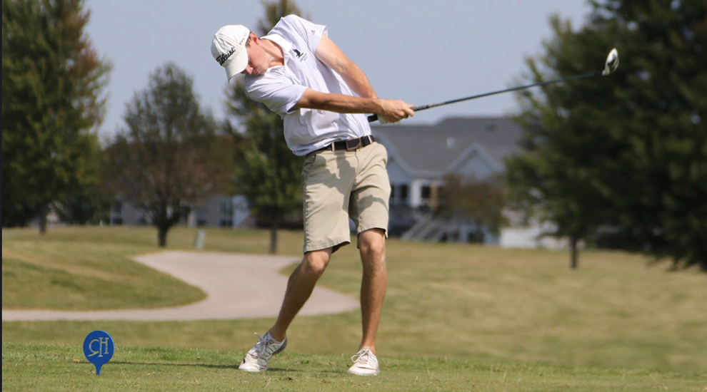 Photo for Goodfellow, Eagles Share 2nd at Klocke Golf Classic