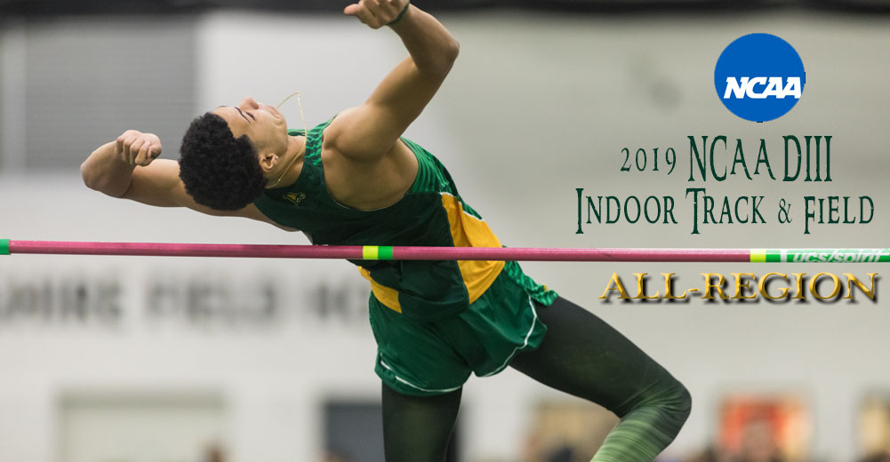 McWhinnie-Armstead Earns NCAA DIII Indoor Track All-Region Honors