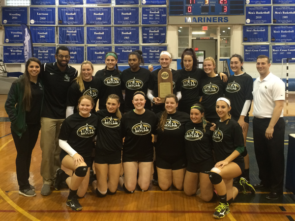 Farmingdale State Women's Volleyball Claims First-Ever Title