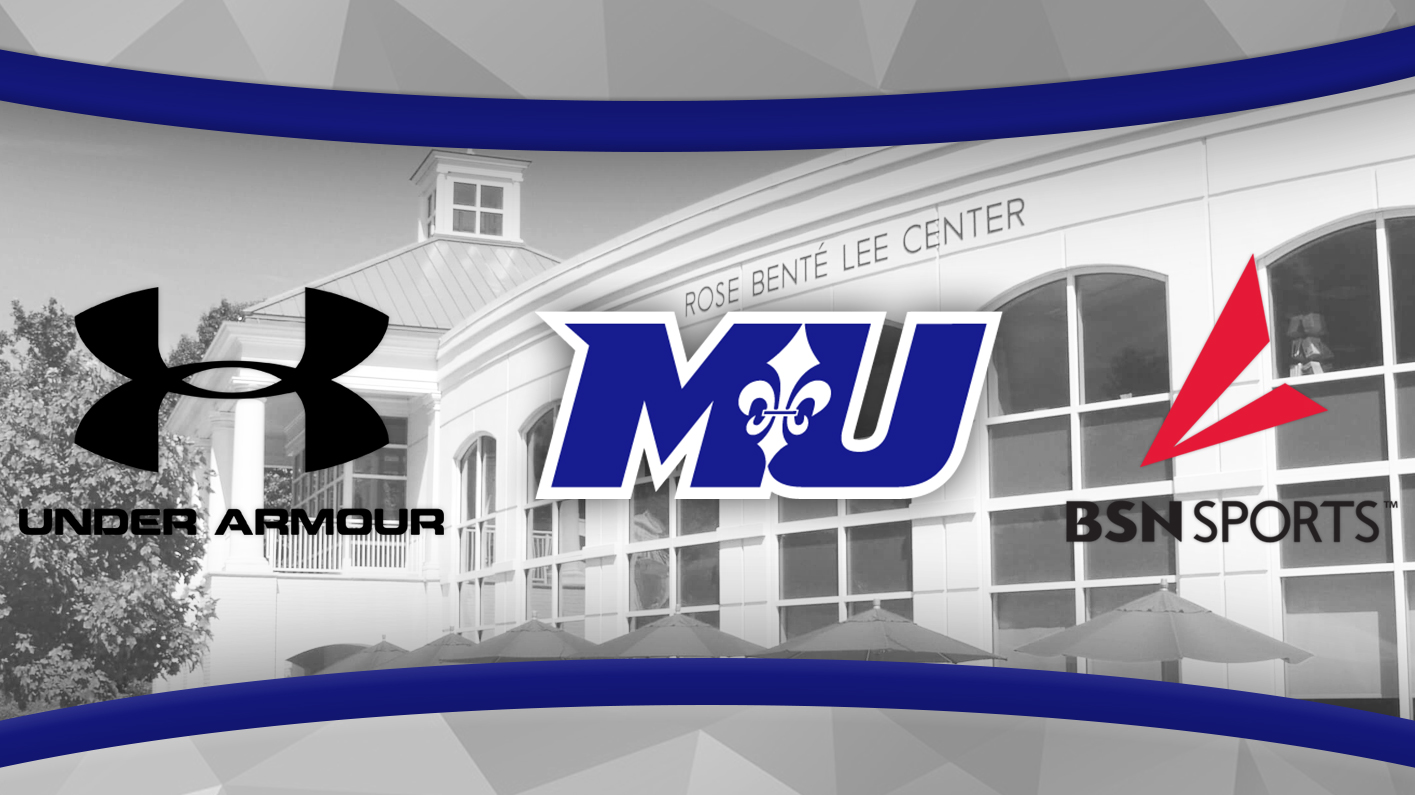 Marymount Athletics Partners With BSN Sports & Under Armour