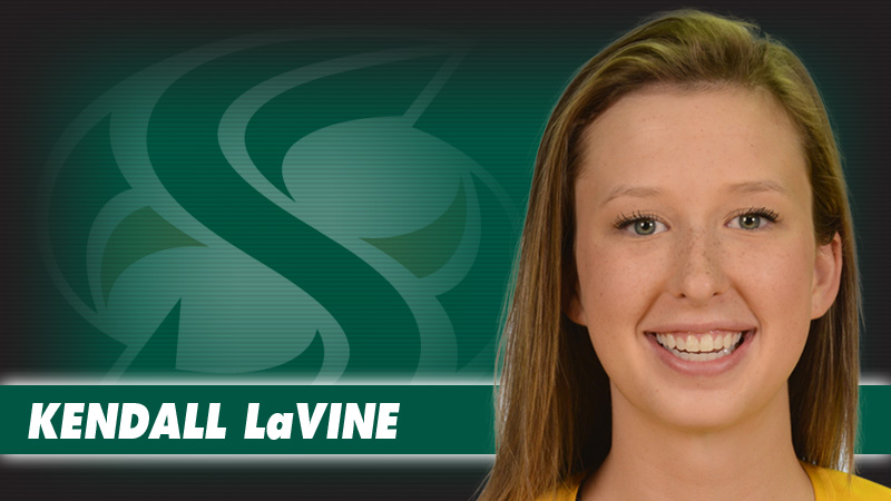 VOLLEYBALL SIGNS WEST VIRGINIA TRANSFER KENDALL LaVINE