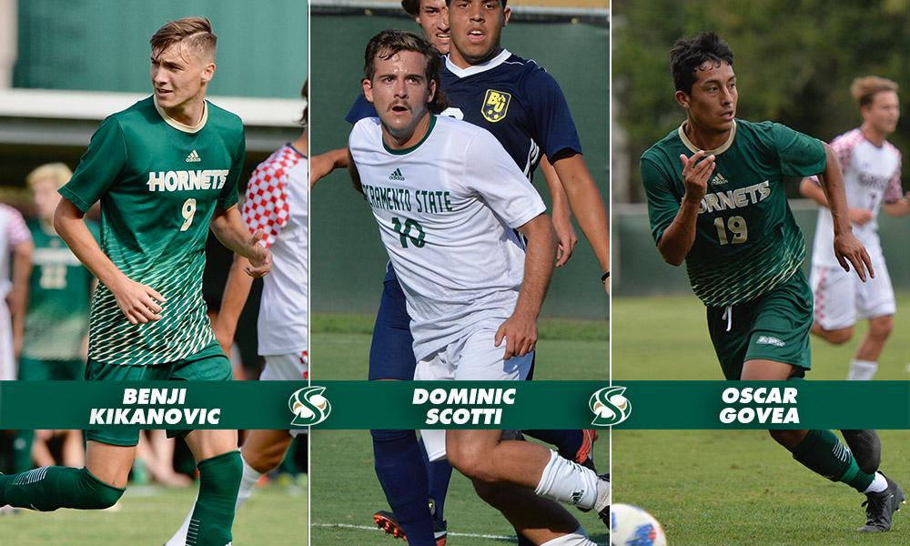 KIKANOVIC NAMED BIG WEST CO-FRESHMAN OF THE YEAR; SCOTTI, GOVEA ALSO SELECTED FOR POSTSEASON CONFERENCE HONORS
