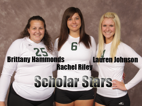 VIDEO STORY: Senior Trio Excels On and Off Volleyball Court