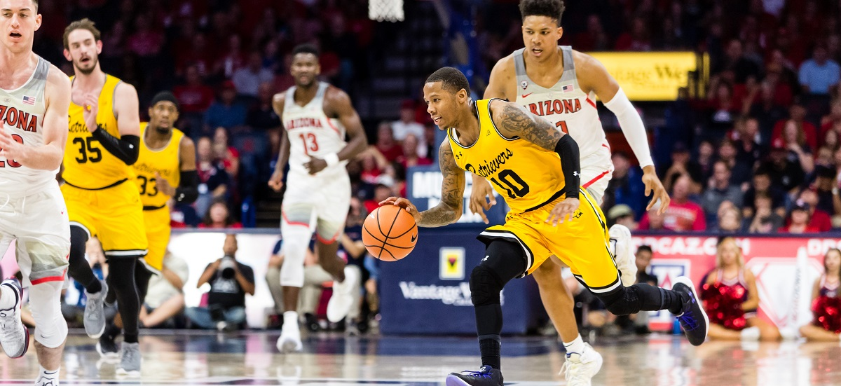 Lyles Nets 31; UMBC Gives Battle, But Falls to No. 3 Arizona, 103-78