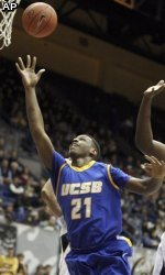Gauchos Lose Thriller to Oregon in Tournament's Final Game, 72-70