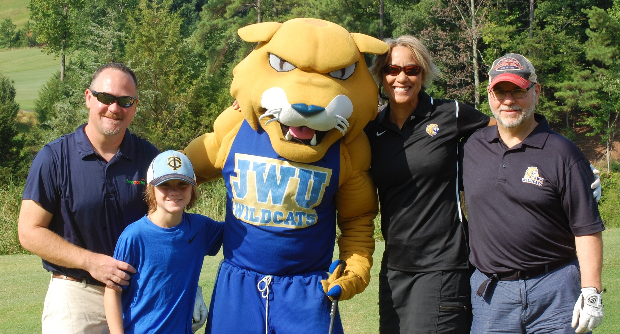 Johnson & Wales Holds First Annual JWU Wildcat Golf Classic