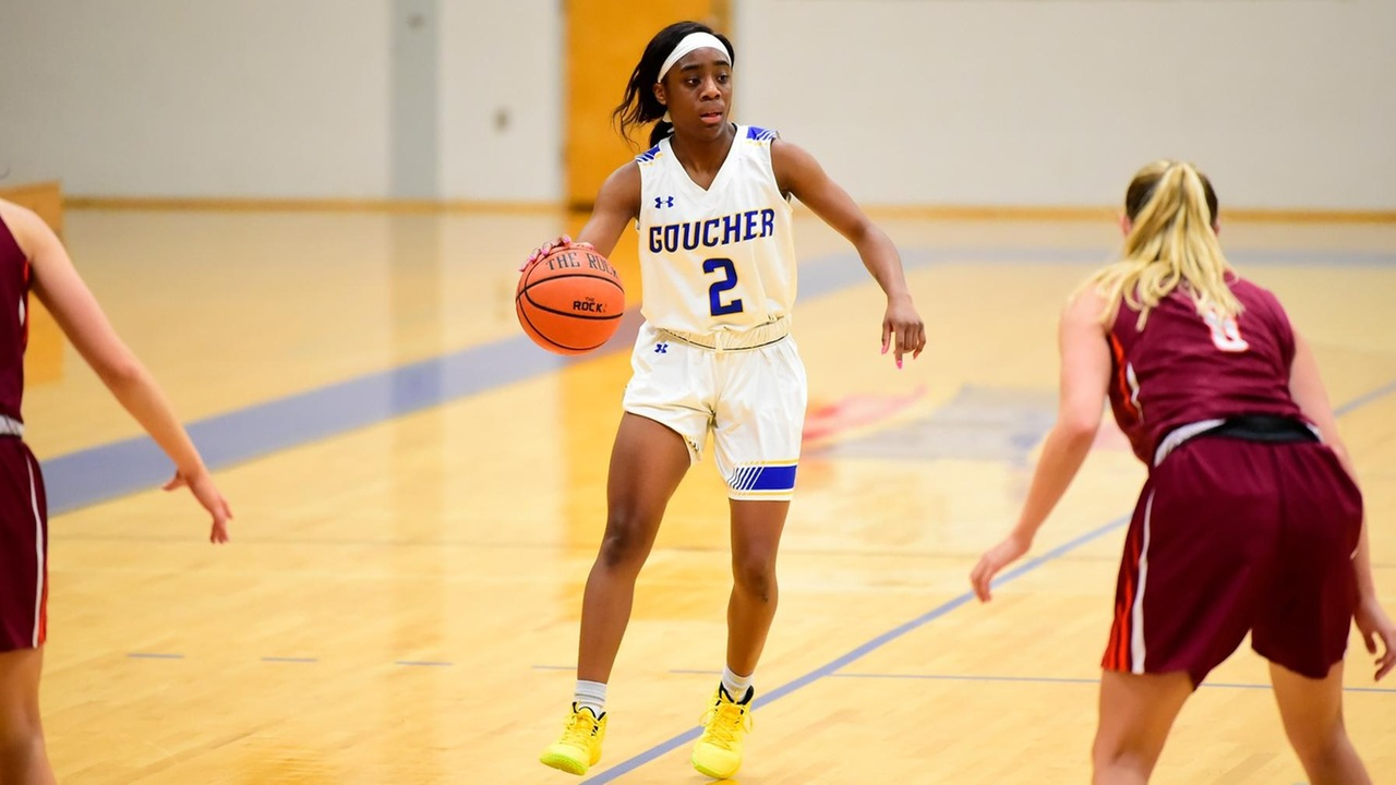 Goucher Women's Basketball Drops Season Finale At Scranton