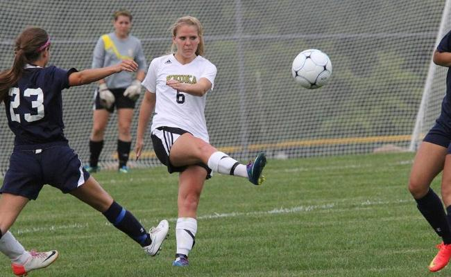 Keuka College Falls in Women's Soccer to Potsdam St.