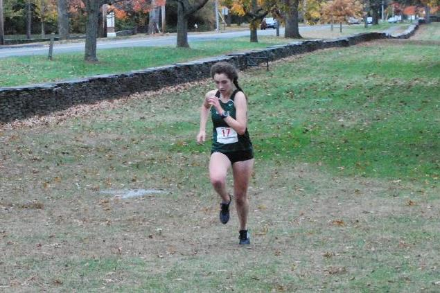 Women's Cross Country Second at NECC Championship