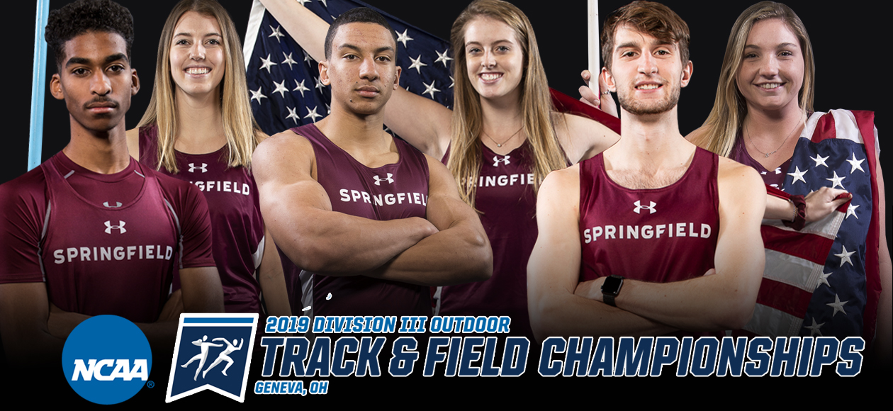 Six Track and Field Student-Athletes to Represent Springfield College at NCAA Division III Championships