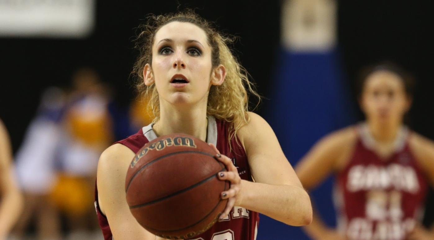 Bronco Women Finish Off San Jose State 62-47 Behind Leo's Double-Double