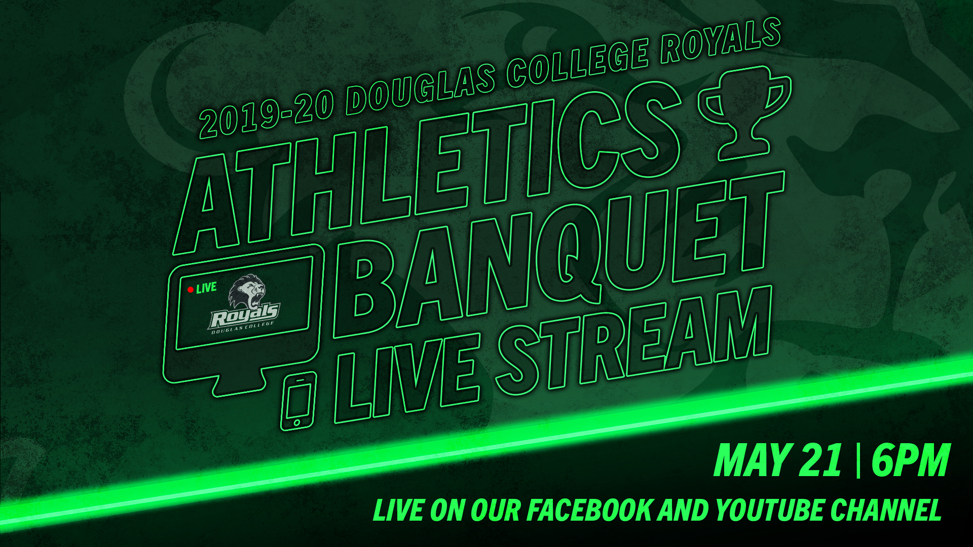 2020 Virtual Athletics Banquet