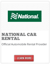 National Car Rental-Sponsor
